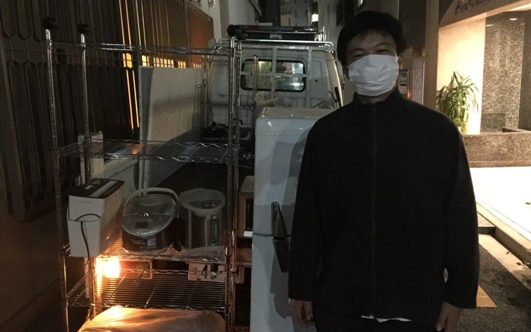千代田区 冷蔵庫の回収