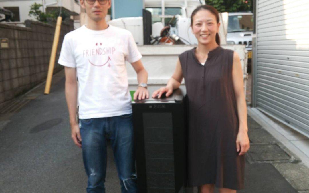 大田区 ワインセラーの回収