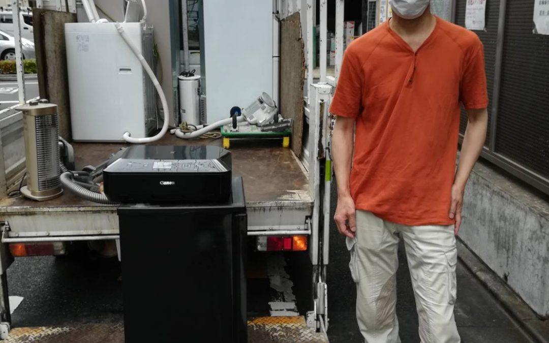 荒川区・杉並区、冷蔵庫と洗濯機の回収