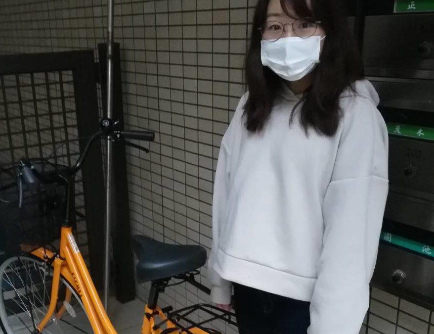北区 自転車の回収