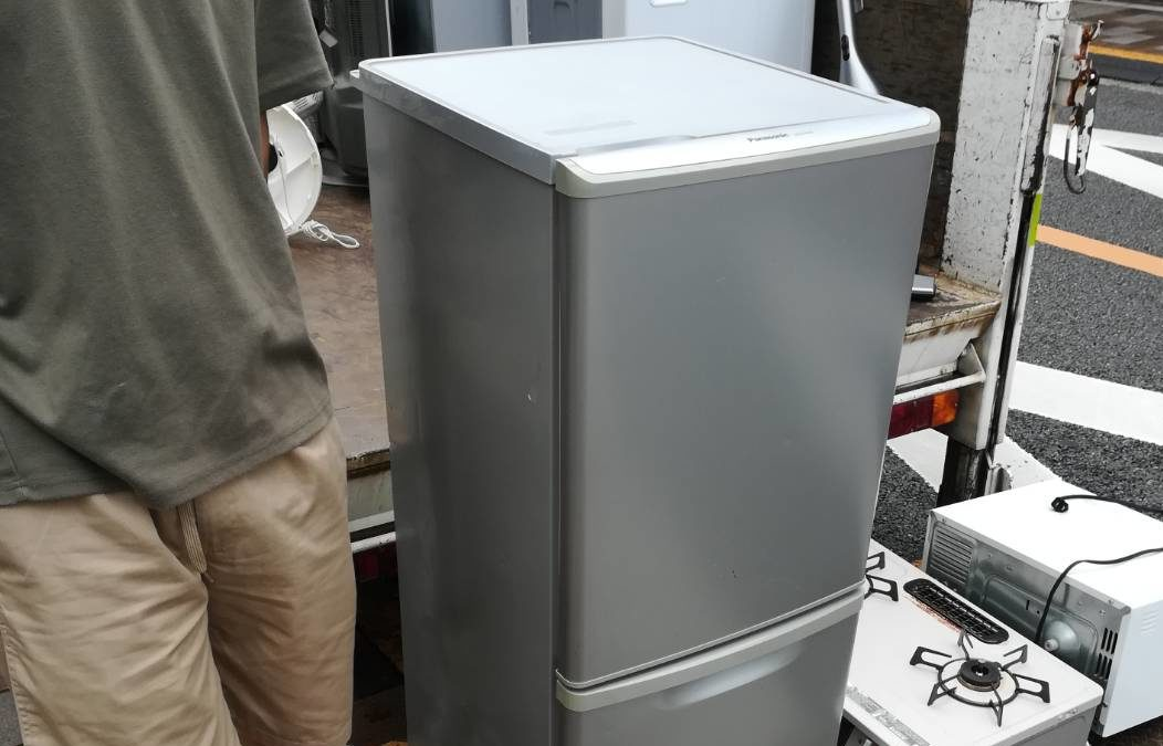 大田区と品川区 冷蔵庫と洗濯機の回収