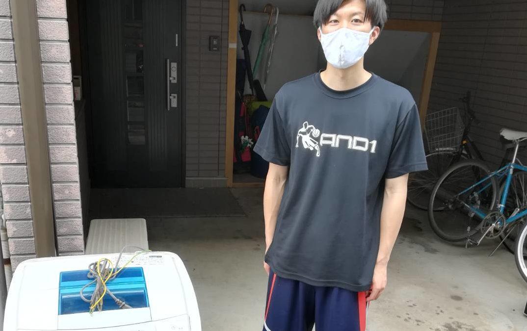 江戸川区 洗濯機などの回収