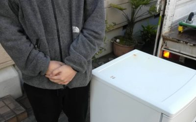 台東区と渋谷区 冷蔵庫と洗濯機などの回収