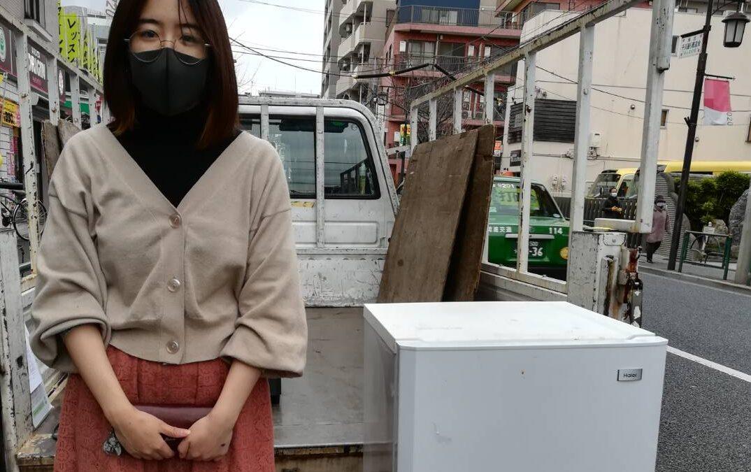 豊島区 目黒区 練馬区 冷蔵庫と洗濯機の回収