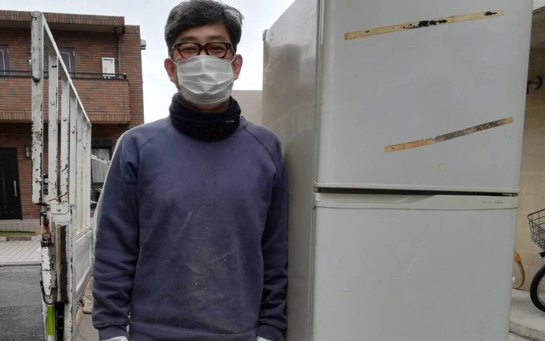 北区 中野区 目黒区 洗濯機や冷蔵庫の回収