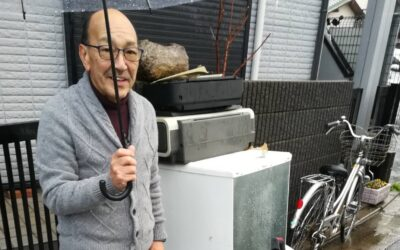 江戸川区と品川区と世田谷区 冷蔵庫や洗濯機の回収