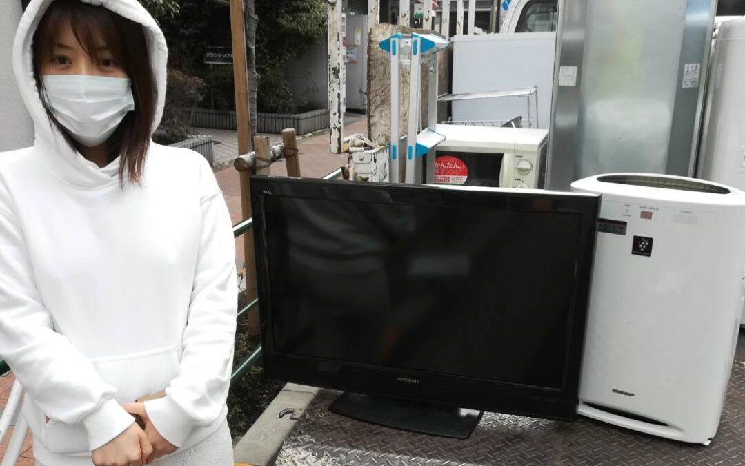文京区 北区 千代田区 冷蔵庫や液晶テレビ